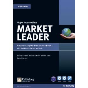 Market Leader 3ed Upper-Intermediate. Flexi Course Book 1
