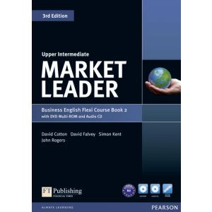 Market Leader 3ed Upper-Intermediate. Flexi Course Book 2