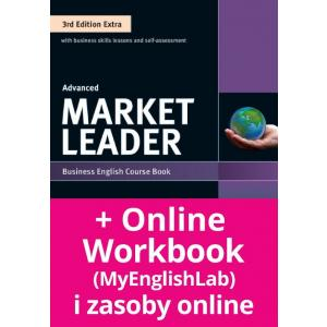 Market Leader 3Ed Extra Advanced. Podręcznik + DVD-ROM + MyEnglishLab