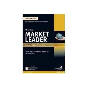 Market Leader 3Ed Extra Elementary. Podręcznik + DVD-ROM