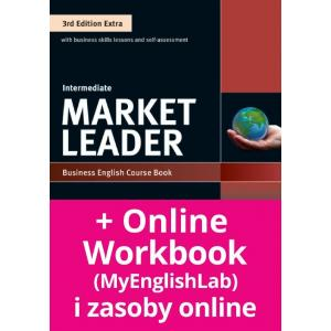 Market Leader 3Ed Extra Intermediate. Podręcznik + DVD-ROM + MyEnglishLab