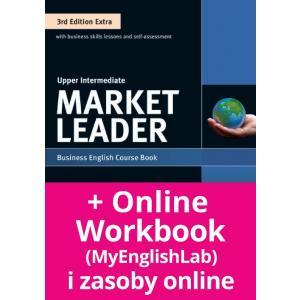 Market Leader 3Ed Extra Upper Intermediate. Podręcznik + DVD-ROM + MyEnglishLab