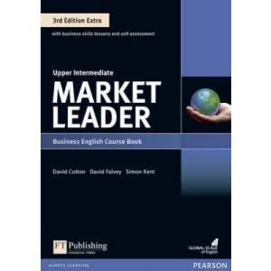 Market Leader 3Ed Extra Upper Intermediate. Podręcznik + DVD-ROM