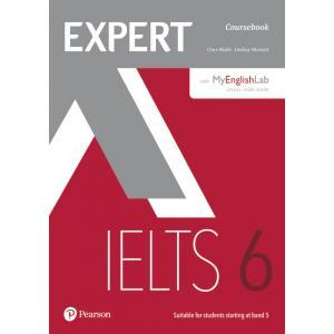 Expert IELTS Band 6. Podręcznik + Audio Online + MyEnglishLab