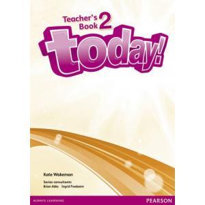 Today! 2. Książka Nauczyciela + DVD. Wersja Dla Szkół Językowych