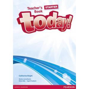 Today! Starter. Książka Nauczyciela. Wersja Dla Szkół Językowych