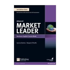 Market Leader 3Ed Extra Advanced. Podręcznik + DVD-ROM