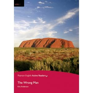 The Wrong Man + MultiROM + MP3. Pearson English Active Readers