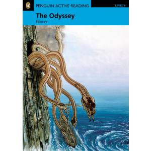 The Odyssey + MP3. Penguin Active Reading