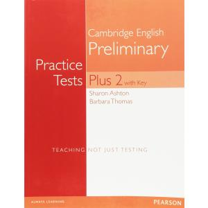 Practice Tests Plus PET 2 + Key
