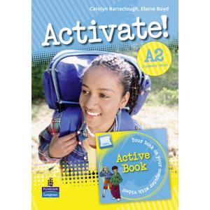 Activate! A2. Podręcznik+ ActiveBook