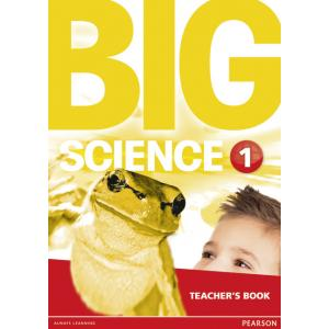 Big Science 1. Książka Nauczyciela