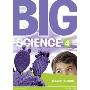 Big Science 4. Książka Nauczyciela