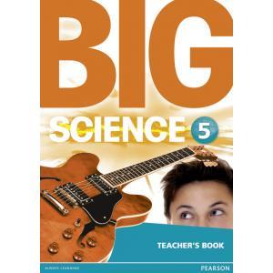 Big Science 5. Książka Nauczyciela