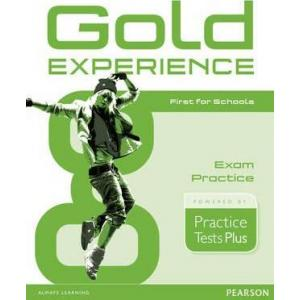 Gold Experience PTP First for Schools Exam Practice