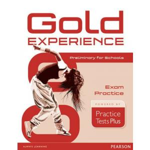 Gold Experience PTP Preliminary for Schools Exam Practice