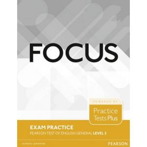 Focus Exam Practice: Pearson Tests of English General Level 2 (B1)