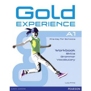 Gold Experience A1. Language and Skills Workbook