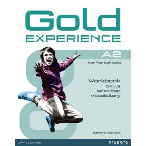 Gold Experience A2. Language and Skills Workbook