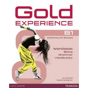 Gold Experience B1. Language and Skills Workbook