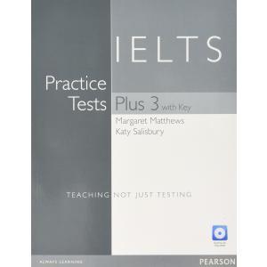 Practice Tests Plus IELTS 3 + Key + CD