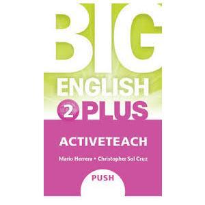 Big English Plus 2. Oprogramowanie Tablicy Interaktywnej