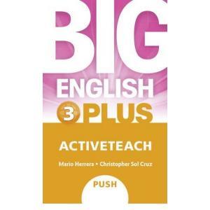 Big English Plus 3. Oprogramowanie Tablicy Interaktywnej