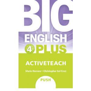 Big English Plus 4. OprogramowanieTablicy Interaktywnej