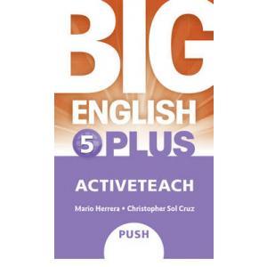 Big English Plus 5. Oprogramowanie Tablicy Interaktywnej