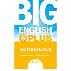 Big English Plus 6 Active Teach IWB
