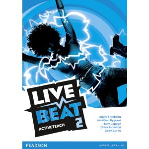 Live Beat GL 2 Active Teach IWB