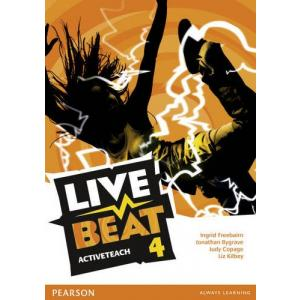 Live Beat GL 4 Active Teach IWB