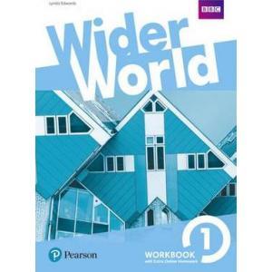 Wider World 1. Ćwiczenia + Online Homework