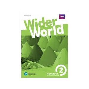 Wider World 2. Ćwiczenia + Online Homework