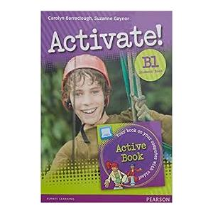 Activate B1 (PET). Podręcznik + Active Book