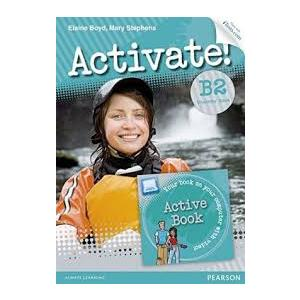 Activate B2 (FCE). Podręcznik + Active Book