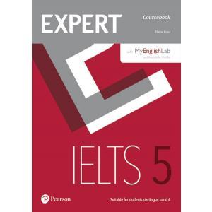 Expert IELTS Band 5. Podręcznik + Audio Online + MyEnglishLab