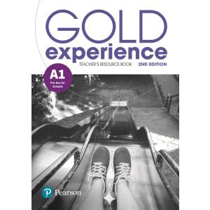 Gold Experience 2nd Edition A1. Teacher's Resource Book