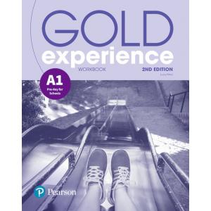 Gold Experience 2nd Edition A1. Ćwiczenia