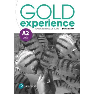 Gold Experience 2nd Edition A2. Teacher's Resource Book
