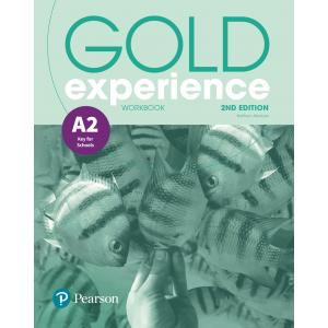 Gold Experience 2nd Edition A2. Ćwiczenia