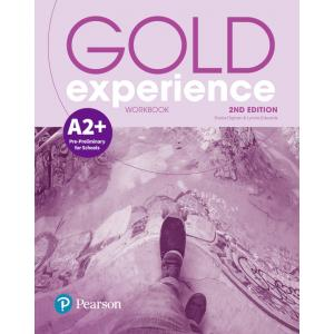 Gold Experience 2nd Edition A2+. Ćwiczenia