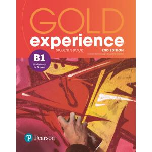 Gold Experience 2nd Edition B1. Podręcznik