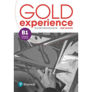 Gold Experience 2nd Edition B1. Teacher's Resource Book