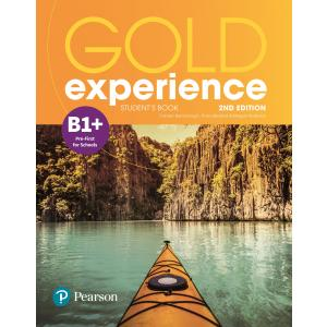 Gold Experience 2nd Edition B1+. Podręcznik