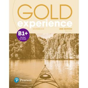 Gold Experience 2nd Edition B1+. Ćwiczenia