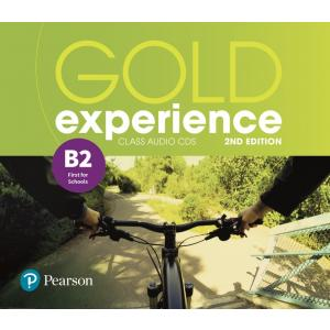 Gold Experience 2ed B2 Class CD