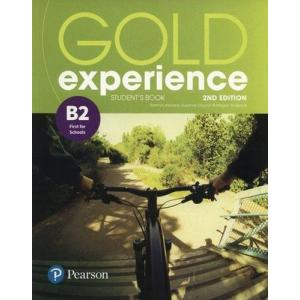 Gold Experience 2nd Edition B2. Podręcznik