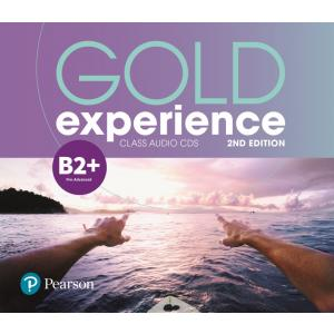 Gold Experience 2ed B2+ Class CD