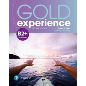 Gold Experience 2nd Edition B2+. Podręcznik
